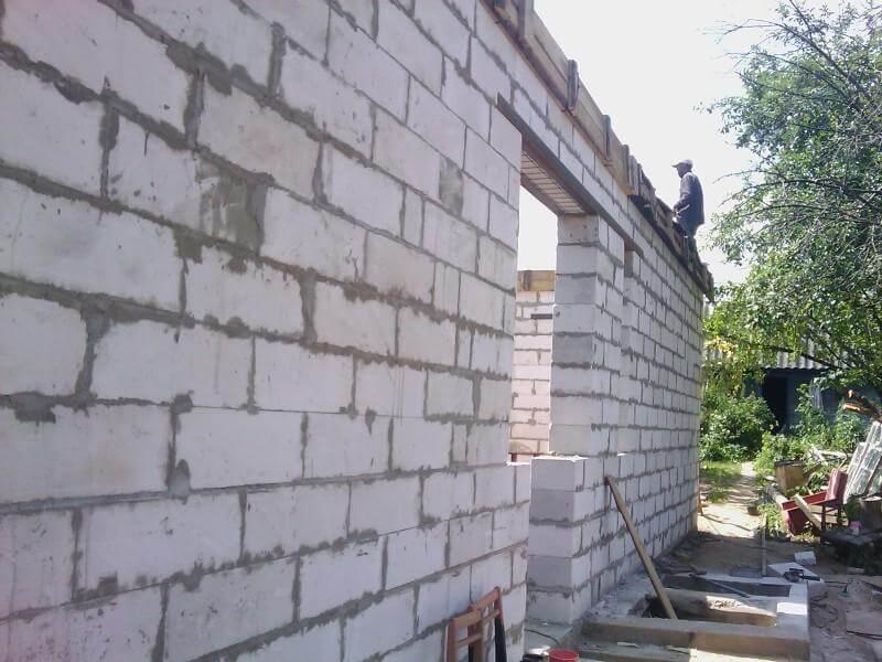 պատերի շար